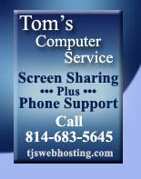 Tom's Computer Service
